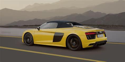 Audi Audi R8 by 2017 Audi R8 Spyder Review Caradvice