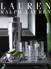 Ralph Barware by Ralph Dinnerware And Barware