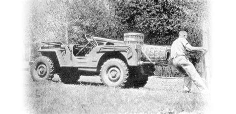 jeep model history jeep history jeep models an history