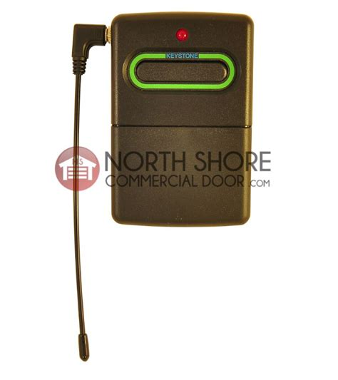 Garage Door Opener Transmitter by Heddolf Ex220 1k Range Gate And Garage Door Opener