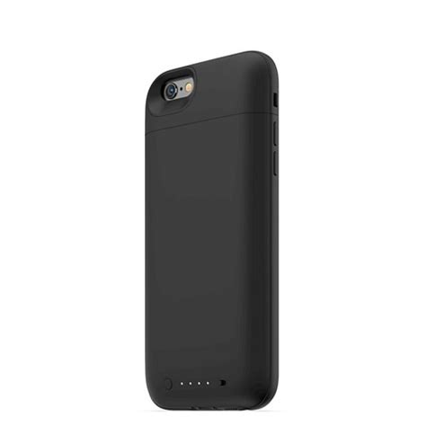 iphone  rechargeable case mophie juice pack black
