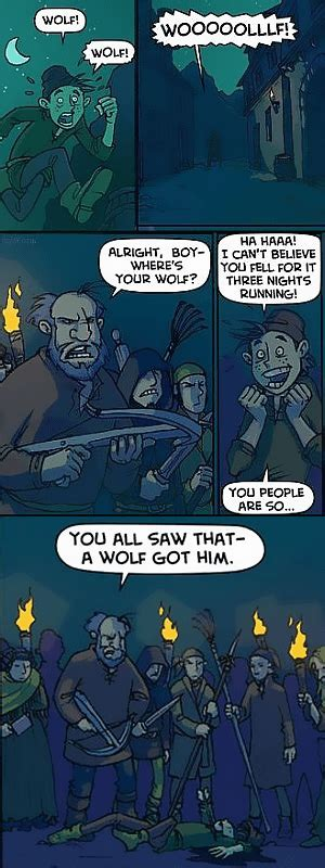 crying wolf tv tropes crying wolf tv tropes