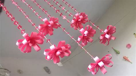 How To Make A Craft Out Of Paper - diy wall hanging out of paper how to make paper wall