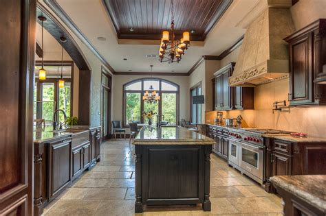 Chateau Kitchen by Chateau Near Salado Traditional Kitchen By J Bryant Boyd Design Build