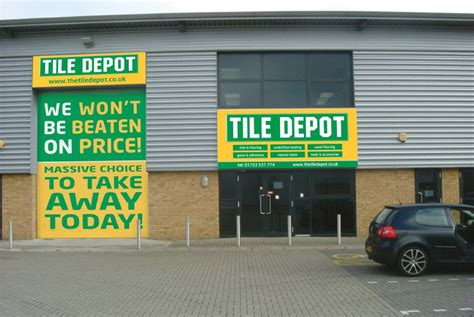 Tile Depot Tile Depot Store And Office To Move To Trading Estate