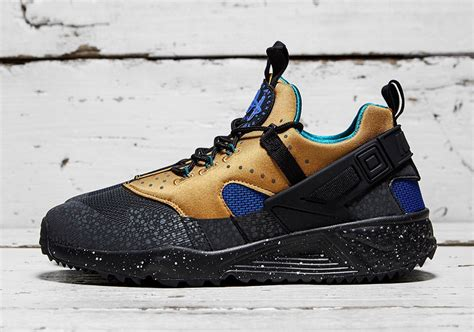 Nike Slop 12 an acg tribute with the nike air huarache utility sneakernews
