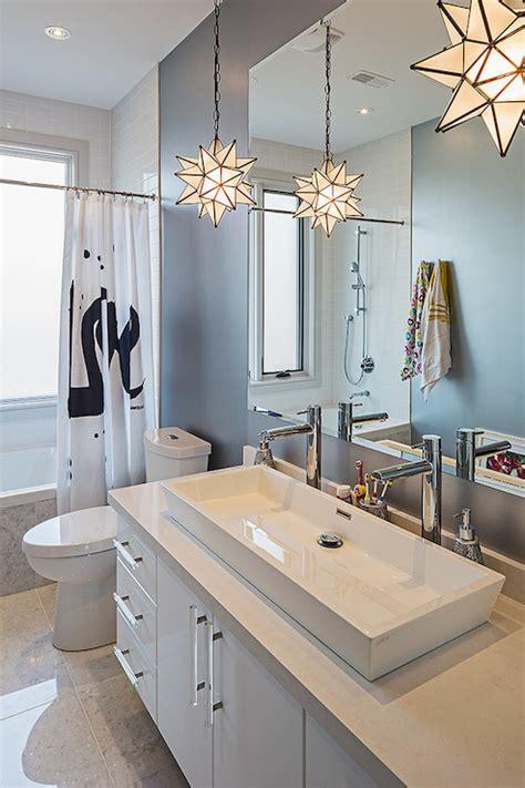 trough sink contemporary bathroom peter  seller