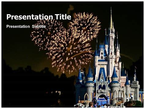 disney powerpoint template free disney powerpoint template free walt disney world