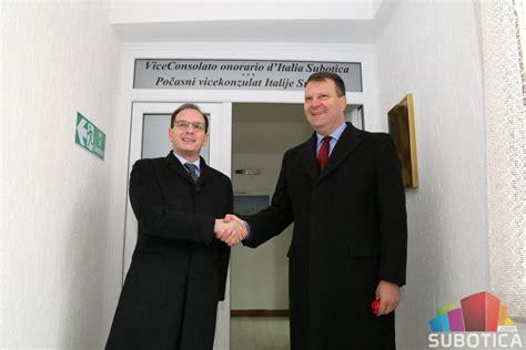 consolato serbia inaugurato viceconsolato onorario a subotica