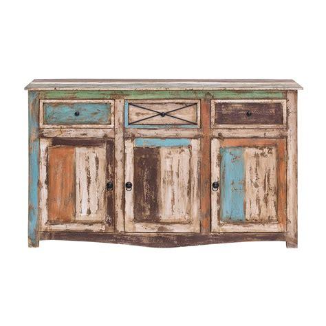 Sideboard Vintage Look by Sideboard Largo 150cm Breit Aus Massivholz Im Vintage Look