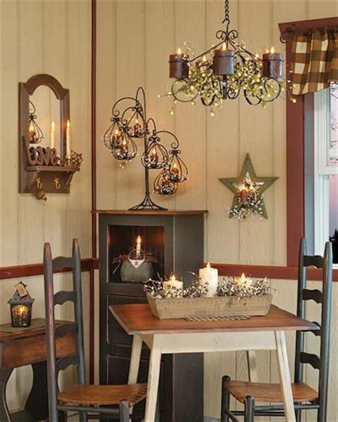 country decorating ideas home