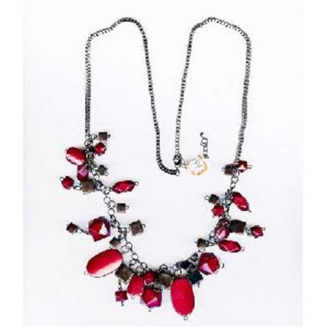 Handmade Costume Jewellery Uk - acrylich costume necklace jewelry supplier