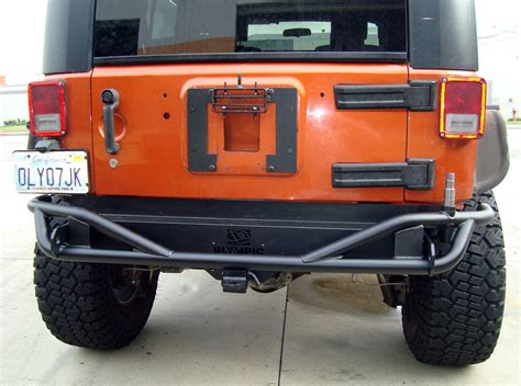 jeep jk frame olympic 4x4 products rear frame cover for jeep wrangler jk