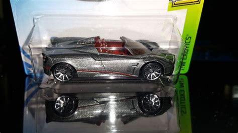 Hotwheels 17 Pagani Huayra Roadster Biru Diecast les 7100 meilleures images du tableau diecast papa