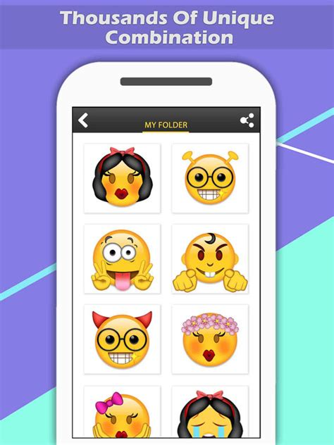 emoji design maker emoji maker create personal chat emojis smiley apprecs