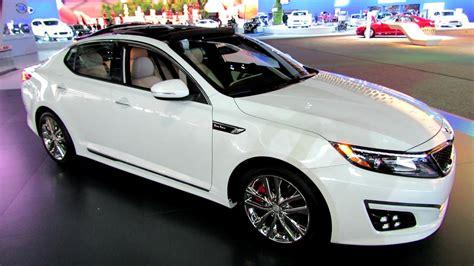 2014 kia optima sxl turbo specs 2014 kia optima sxl exterior and interior walkaround