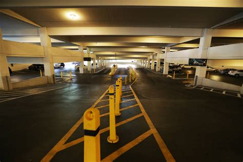 Nearby Parking Garages by Two Properties On Las Vegas Begin Charging For