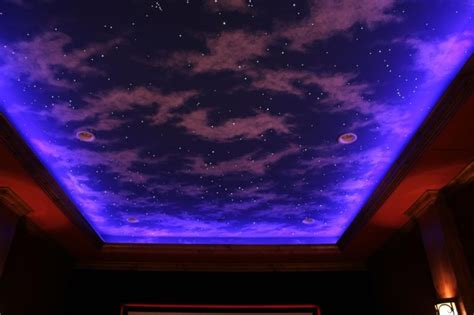 ceiling glow ceilings eclectic denver by brian richards