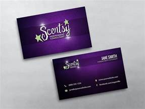 scentsy business card ideas scentsy business card 07