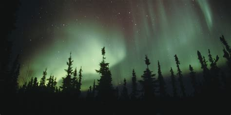 living northern lights 10 best places to see the northern lights huffpost