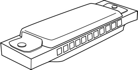 blues music coloring pages harmonica coloring page free clip art