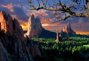 Garden Of The Gods Info Colorado Springs And The Neighborhoods And Communities