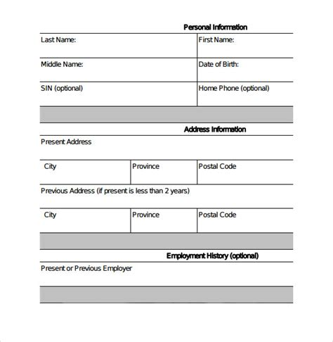 Credit Report Template 11 Download Free Documents In Pdf Word Credit Report Template Pdf