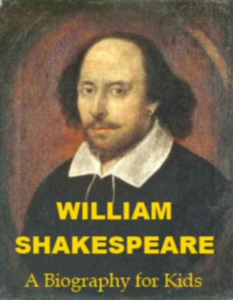 biography shakespeare william shakespeare a biography for kids by charles ryan
