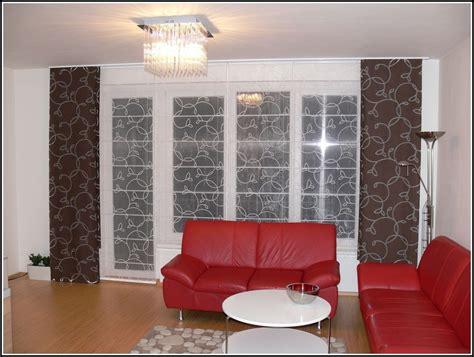 vorhänge viele fenster deko ideen vorh 228 nge wohnzimmer wohnzimmer house und