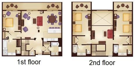 animal kingdom grand villa floor plan disney s animal kingdom lodge