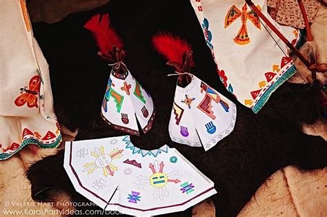 indian themed games kara s party ideas pow wow party kara s party ideas book