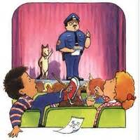 officer buckle and gloria by peggy rathmann