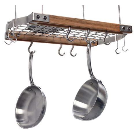 Ceiling Pot And Pan Rack by Brunswick Ceiling Pot Rack You Ve Just Found