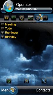 themes x202 com animated theme download in nokia x202 new calendar