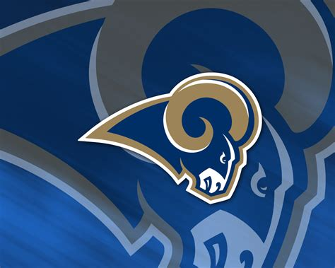 st lousi rams history of all logos all st louis rams logos