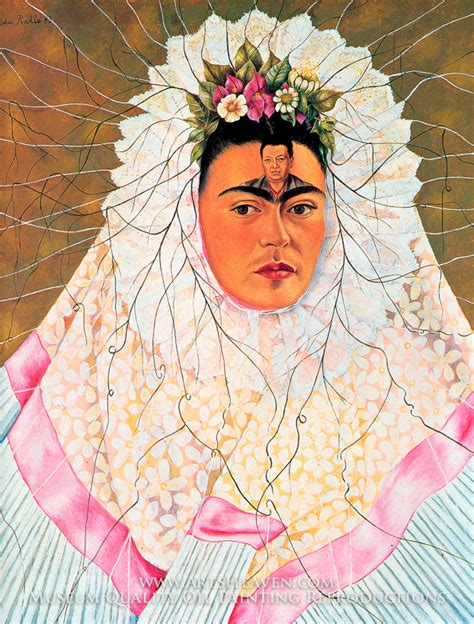 frida kahlo biography artwork frida kahlo diego in my thoughts painting reproduction art