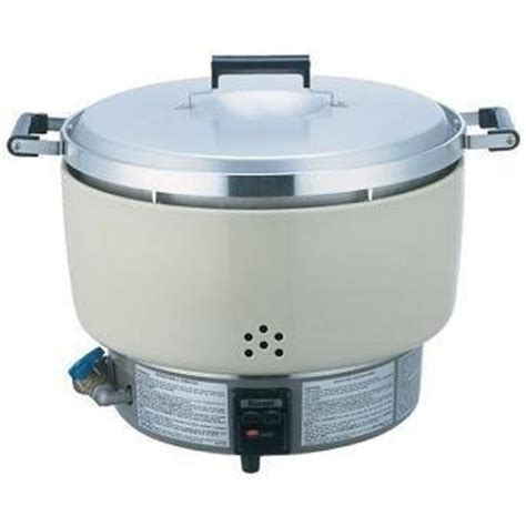 Rice Cooker Rinnai Gas rinnai rice cooker 55 cups nsf commercial gas rer55asl propane gas industrial