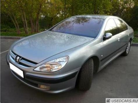 used peugeot 607 2003 peugeot 607 pictures