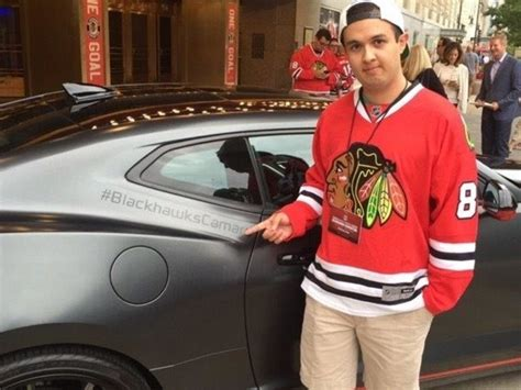 Blackhawks Giveaway Schedule - blackhawks chevrolet camaro giveaway chevy drives chicago