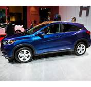 The Japanese Made SUV 2017 Honda HRV Has Received Many Updates