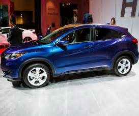 The japanese made suv the 2017 honda hrv has received many updates
