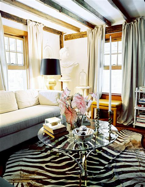 Animal Rugs For Living Room by Country Living Room Photos 51 Of 208 Lonny