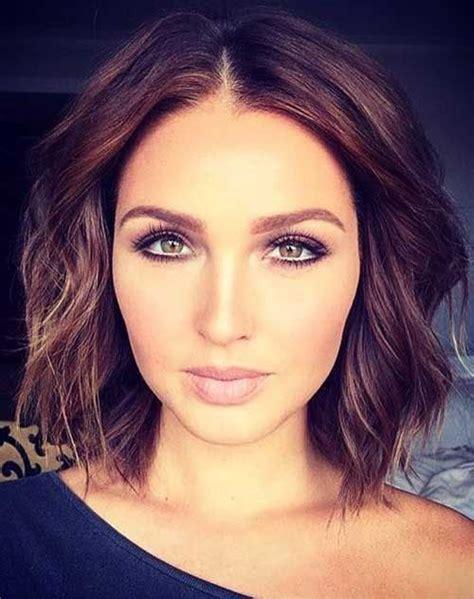 long bob hairstyles brunette summer 385 best shoulder length hair images on pinterest