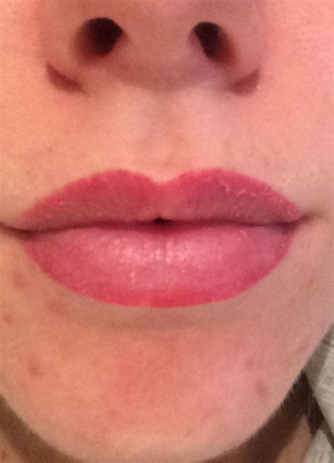 tattoo lips cosmo i had my lips tattooed to make them fuller cosmopolitan