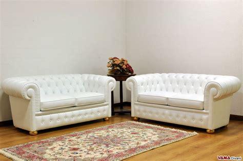 divani in pelle divano chesterfield 2 posti prezzo rivestimenti e misure