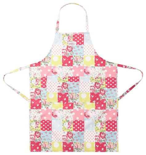 Patchwork Apron - patchwork adjustable apron modern aprons by cath kidston