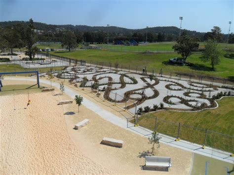 point park speers point park all abilities playground furnass landscaping