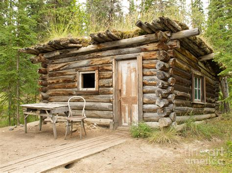 Tiny Houses For Rent Colorado by Old Traditional Log Cabin Rotting In Yukon Taiga