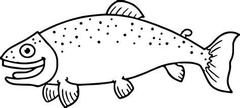 happy fish coloring page little happy cartoon fish coloring page sheet wecoloringpage