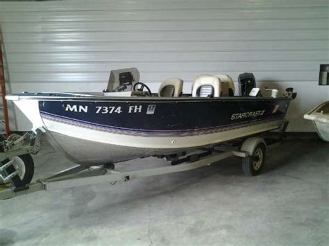 fishing boat dealers in minnesota starcraft 160 boats for sale in hastings minnesota